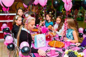 Где отпраздновать детский День рождения?
